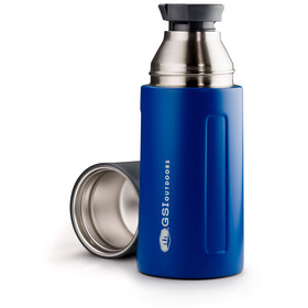 GSI Glacier SS Vacuum Bottle 500ml blue